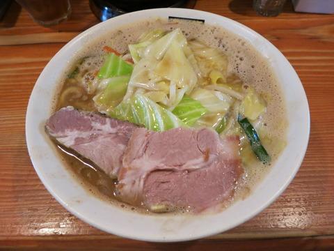 濃菜麺 井の庄 008