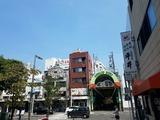 岐阜 柳ケ瀬商店街へ向かう。
