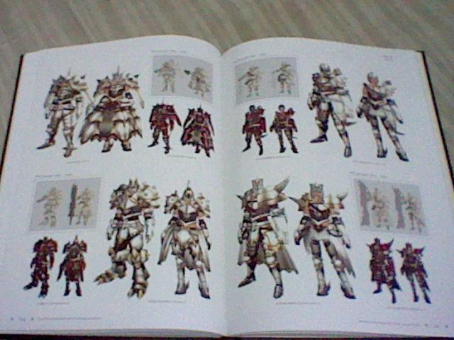 下2つはなんとなく選んだページ。 これで1万円ぐらいです。 左の箱が箱、真ん中の本が資料集、右の本が音楽CDとインストールなど。