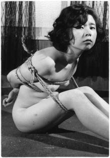 前田嬢エビ゙縛り1