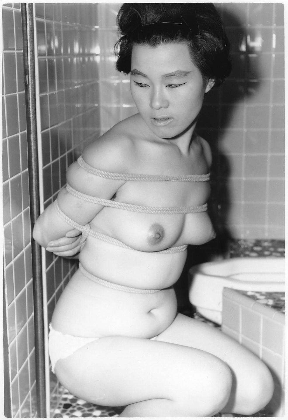 昭和初期の全裸