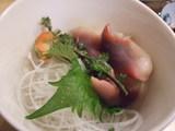 ほっき貝刺身