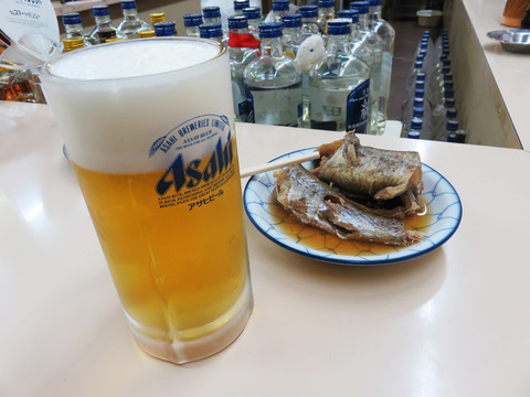 札幌で昼飲みといえばココ!昭和元年から続く「第三モッキリセンター」ぷしゅー