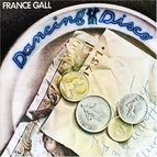 France Gall dancing disco