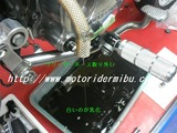 P1060817 ブリザーホース乳化