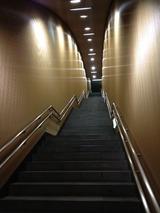 六本木駅階段