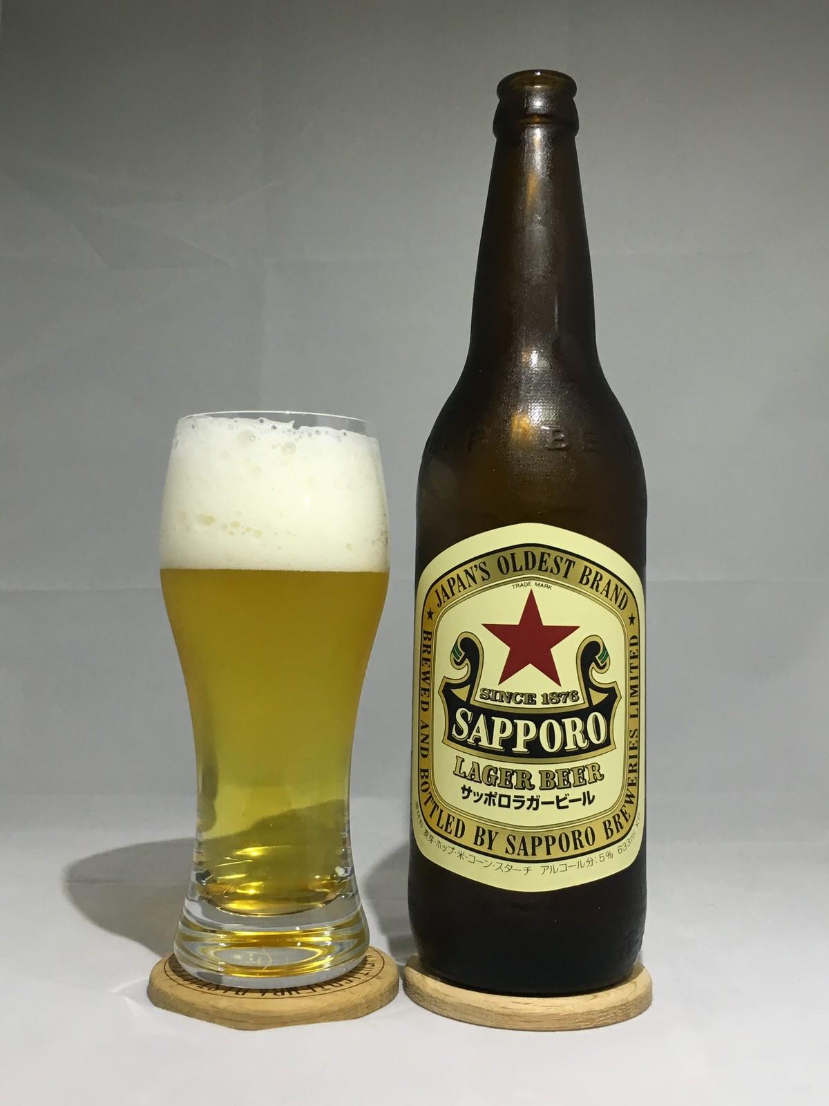 ビール 赤星