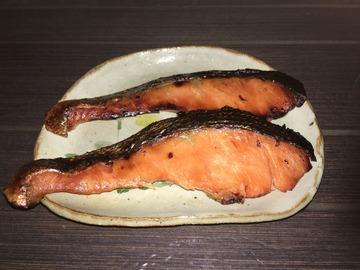 151031_鮭の西京焼き