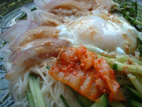 温玉ぶっかけ素麺