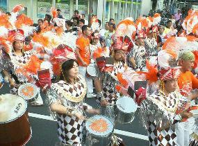 花小金井サンバフェスティバル