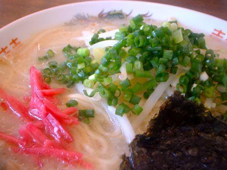 とんこつラーメン(マルちゃん正麺)