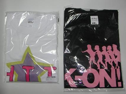K-onTシャツ