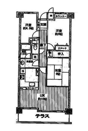 松ヶ崎パークホームズ1階