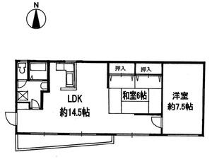 アモンMG202号室