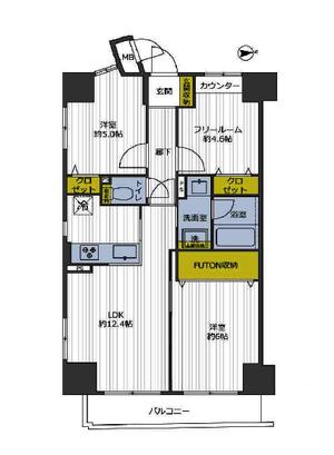 レジオン四条堀川 5階