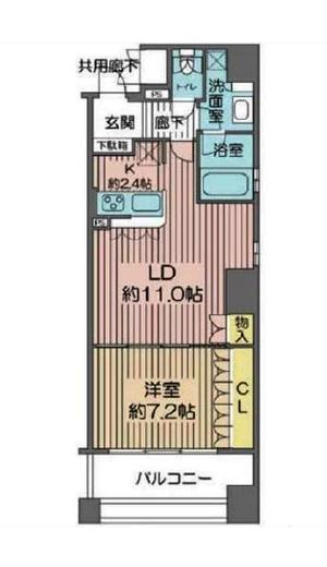 リーガル京都烏丸御池 13階