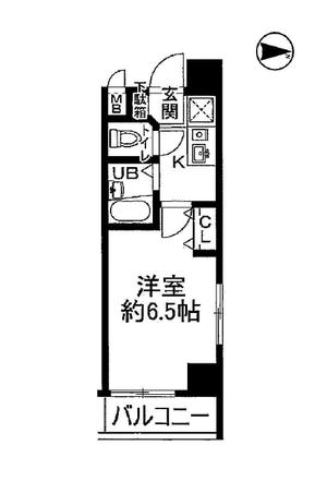 プレサンス京都烏丸御池 7階