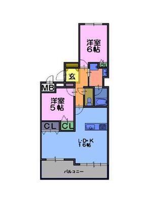 コスモ東山 7階