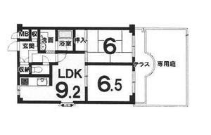 グラン・ドムール富小路 1階