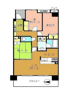 グラン・コート葛野西通 4階