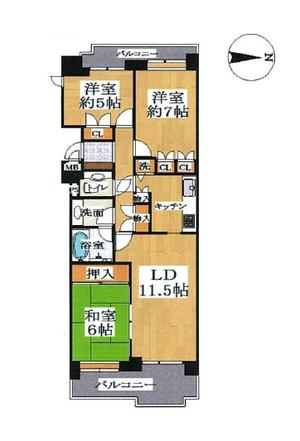 パーク・ハイム宝ヶ池銀杏館 1階