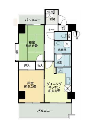 ライオンズマンション京都西陣7階