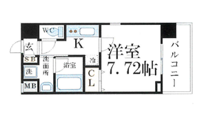 アスヴェル京都西陣 7階