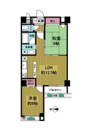 シンフォニー御所堺町御門前 1階