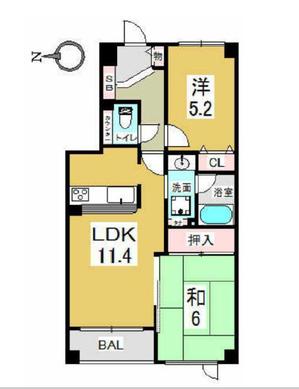 フェルティ祇園 4階