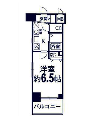 エステムプラザ京都烏丸五条 2階