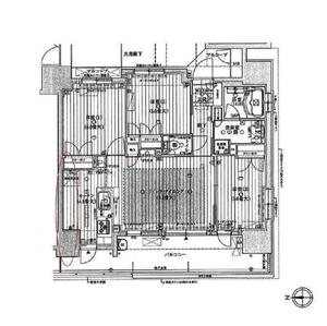 ル・パルトネール京都丹波口 10階