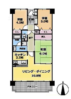 グラン・コート葛野大路 9階