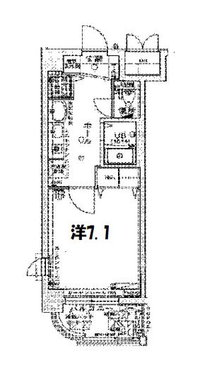 クラウンハイム京都北大路6階