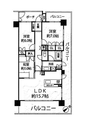 ネバーランド京都下鴨東5階