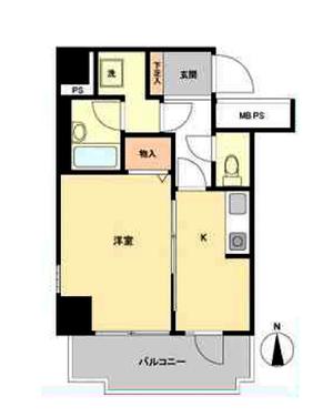 ライオンズマンション四条堀川第2 7階