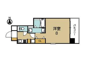 エイペックス京都室町 7階