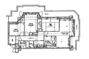 ユニロイヤル四条大宮5階