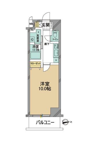 アスヴェル京都西大路御池 5階