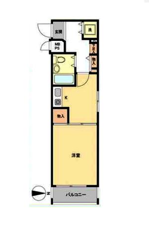 ライオンズマンション京都三条大宮 4階