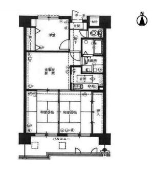 ルシエル西ノ京御池 4階