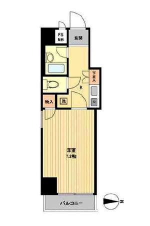エステムコート御所南 4階
