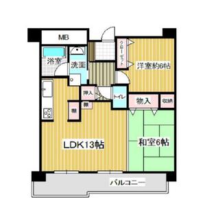 御所西パークホームズ洛楽荘 2階
