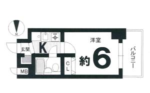 エスリード京都河原町第2 10階