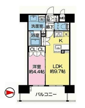 ザ・テラス京都グランターミナル 3階
