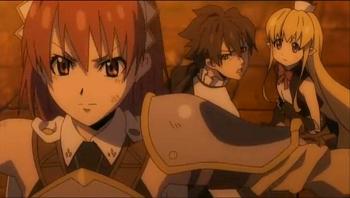 聖剣の刀鍛冶END