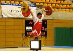 +105kg級安藤S