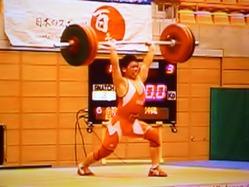 62kg級糸数 J