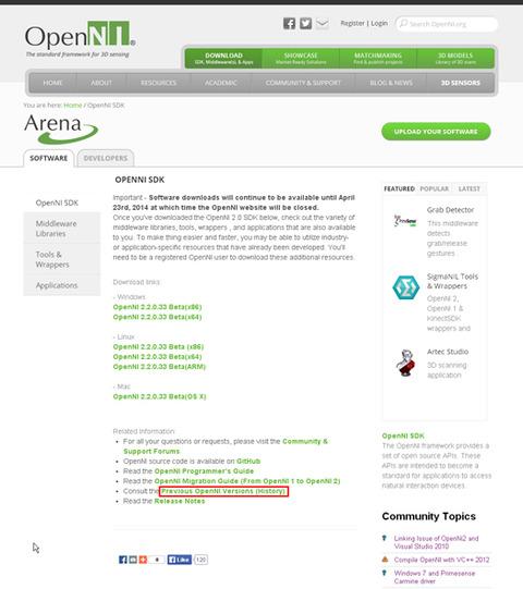 openni2