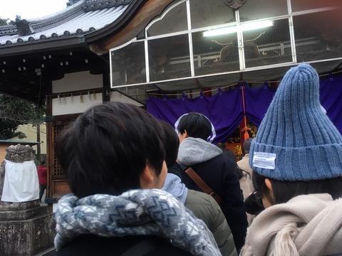 三輪神社行列