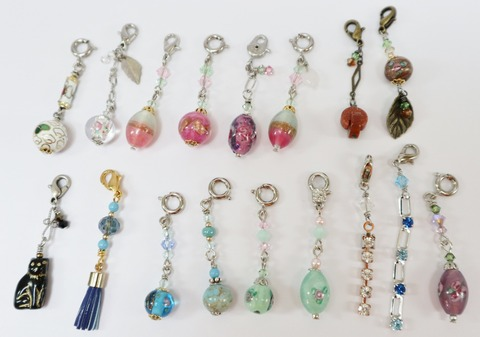 0628Mask Charms-Others